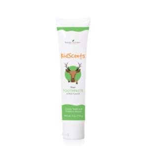 Authentic young living kidscent toothpaste