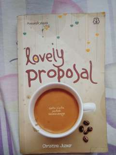 Novel lovelly proposal