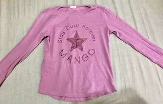 Mango Longsleeves for Kids