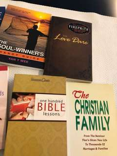 Brand new Christian books