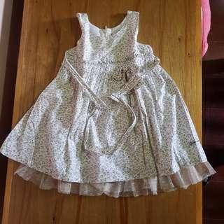 Robby Rabbit 24m 2t 18-24m sunday dress