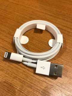 iPhone 5,6,7,8 Lightning Cable orig