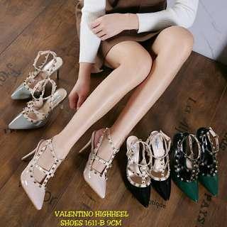 Valentino heels 7cm size 36-40