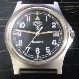 CWC British Military Issued watch軍錶