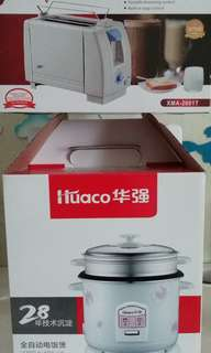 Rice Cooker / Toaster