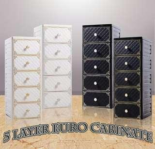 5 Layer Euro Cabinet
