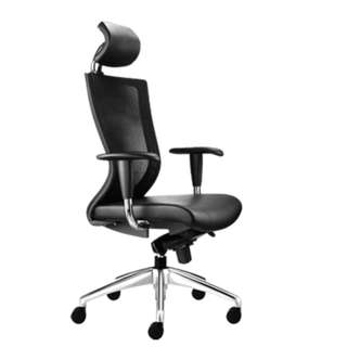 Ideas Series P.U Leather Mesh High Back Office Chair