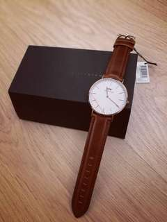 DW Leather Strap