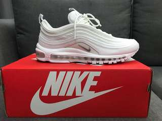Nike Airmax 97 (Triple White)
