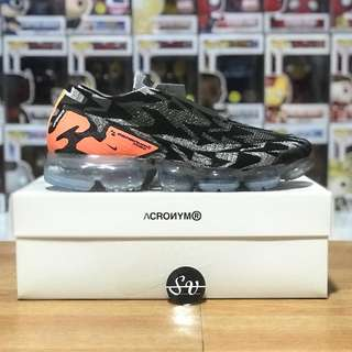 Nike Air VaporMax MOC 2 x Acronym ( Sail / Dark Stucco / Cargo Khaki, Thirsty Bandit ) not supreme, off white, yeezy