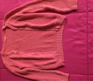 Knitted Jacket for kids size 10