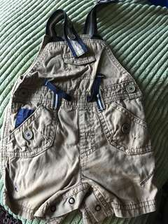 Branded overall