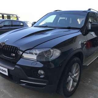 BMW X5 3.0(A) 2008
