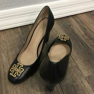 Authentic Tory Burch Melinda Wedges 85mm