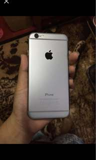 RUSHH! Iphone 6 16gb GLOBELOCKED