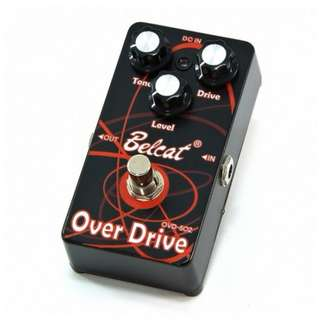 Belcat OVD-502 Overdrive Analog Boost Electric Guitar Gadget Stompbox Effect Pedal