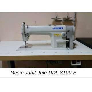 Mesin Jahit JUKI DDL 8100E