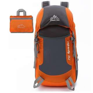 Cleverbees Waterproof Hiking Travel Backpack Bag. Cash On Delivery
