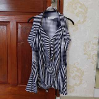 Salur fashion top