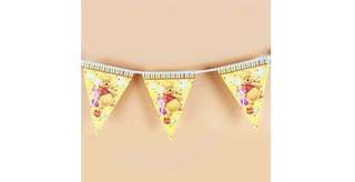 Winnie the Pooh party banner