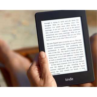 Amazon Kindle Voyage eBook Reader Wi-Fi