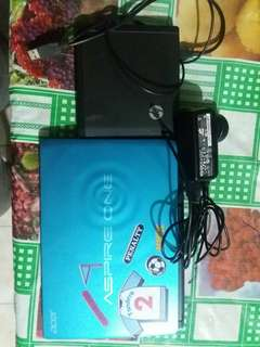acer aspire one d270 500gb onternal sale or swap sa cp