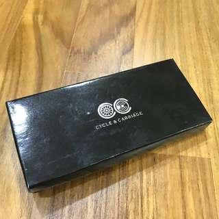 Mitsubishi Ralliart Keychain