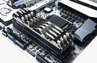 G.skill Sniper X 2X8GB 3200mhz DDR4 Ram