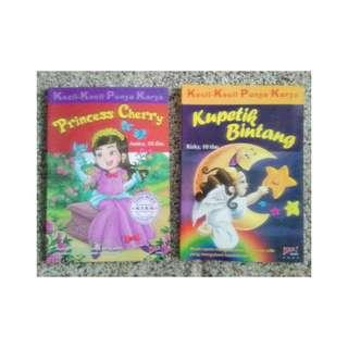 Buku Cerita Anak - Kecil-Kecil Punya Karya -3