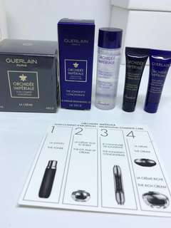 Guerlain Orchidee imperiale trail set