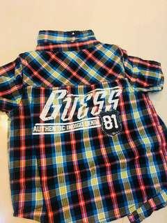 Original guess shirt 2years