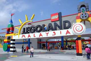 Legoland E-Ticket ( Open date ) for Adult