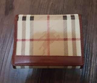 Burberry wallet $40