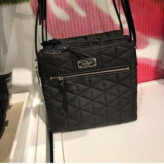 Pre-order: KATE SPADE DESSI QUILTED