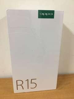 三豬3C new OPPO R15 128G purple