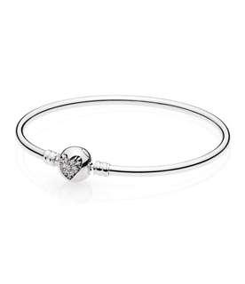 Pandora solid Stirling silver bracket