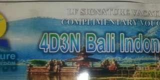 4D3N Bali Indonesia