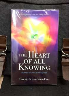 《Bran-New +Self-Enrichment + How To Rediscovery and Awakening our collective conscious Heart》 Barbara Meiklejohn-Free - THE HEART OF ALL KNOWING: Awakening Your Inner Seer