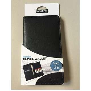 Original Samsonite Passport Travel Wallet. Cash On Delivery. Free Ship