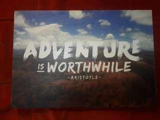 Adventure Wall Decor