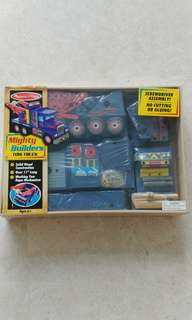 Melissa and Doug Tow Truck Toy