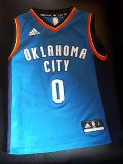 Original Adidas NBA Jersey (Westbrook) for Kids