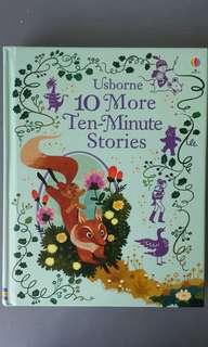 BN Usborne 10 More Ten Minute Stories