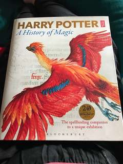 BN Harry potter A History of Magic