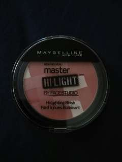Bn Maybelline Hi-lighting blusher