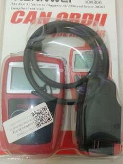 Car OBDII fault code reader (Rm99 Raya sales till Raya)