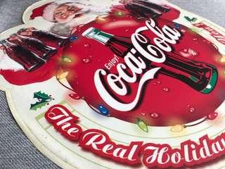 可口可樂coca cola 90s 九十年代雪櫃貼紙