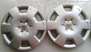 Cover rims original for toyota vios