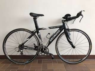 Specialized Transitions Tri Bike