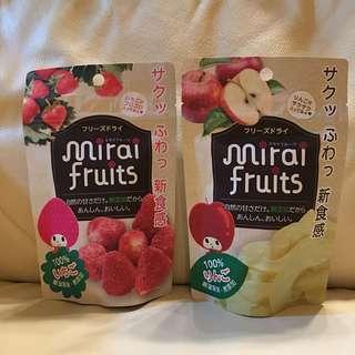 未來果實冷凍水果乾🍎🍓
